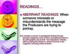 readings4