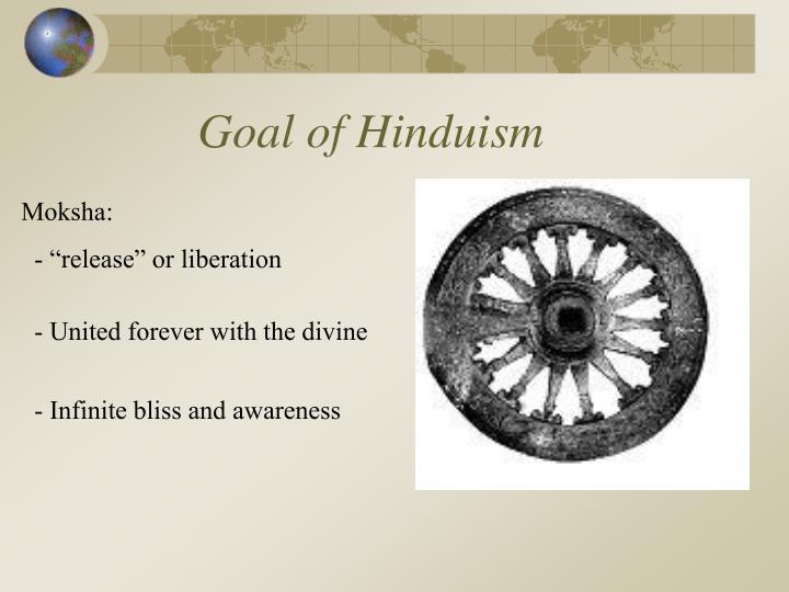 Goal of hinduism