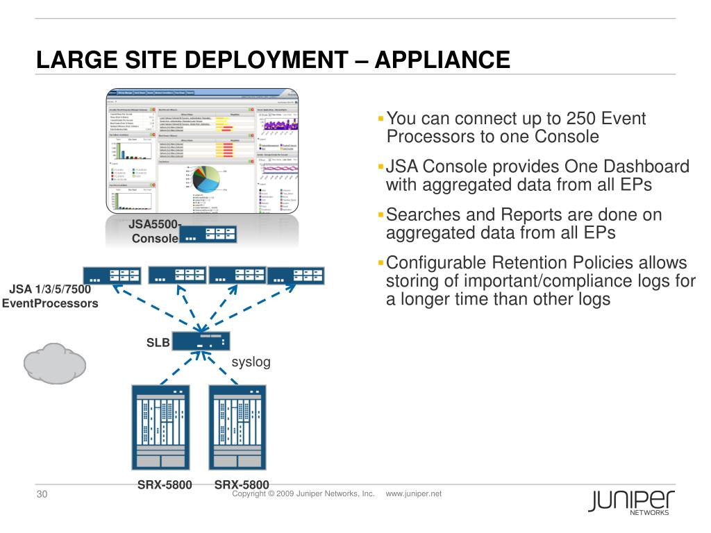 PPT - Juniper Secure Analytics (JSA) Overview PowerPoint