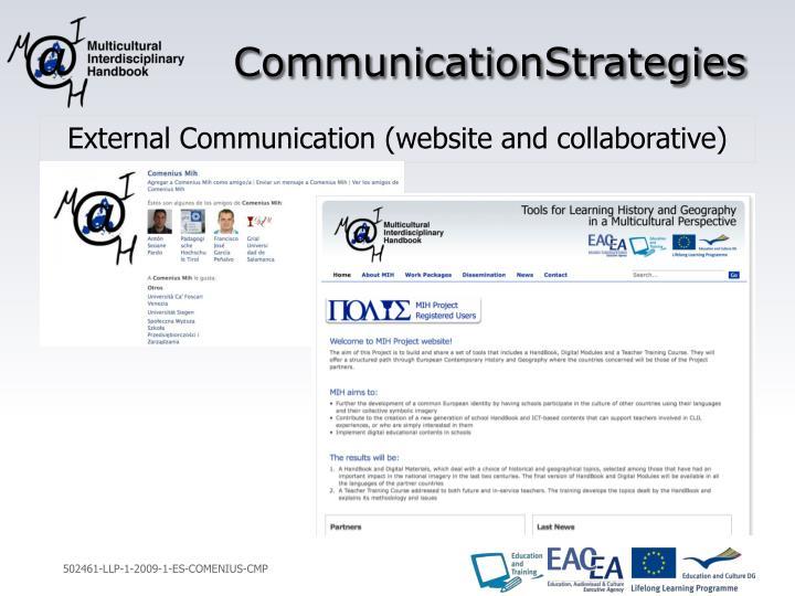 CommunicationStrategies