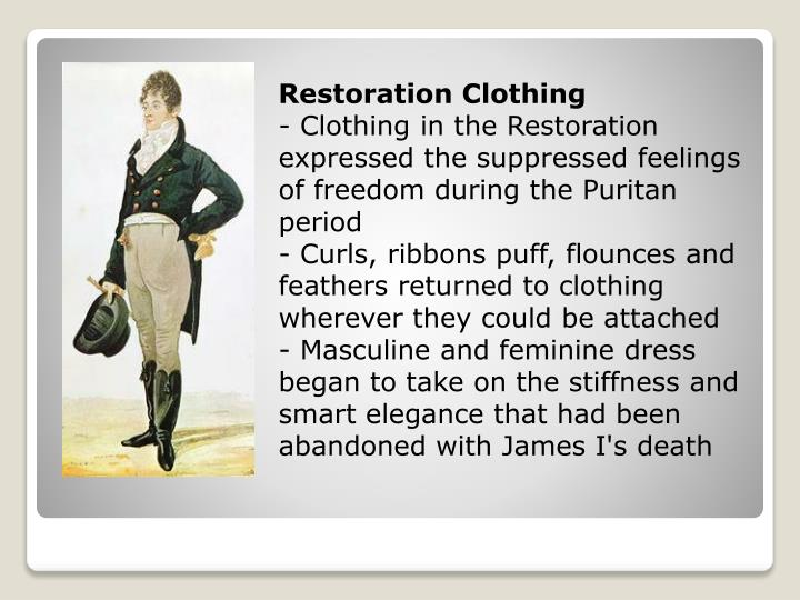 Restoration Clothing