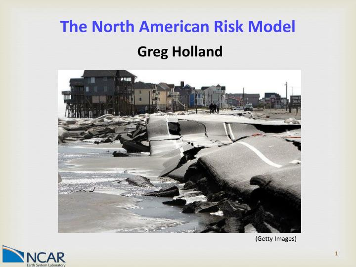 the north american risk model n.