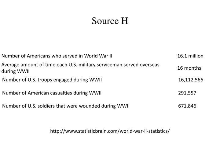 Source H