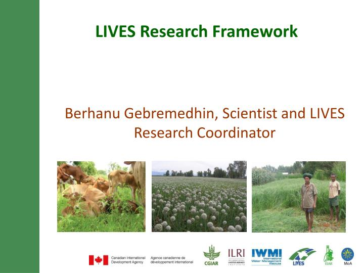 lives research framework n.