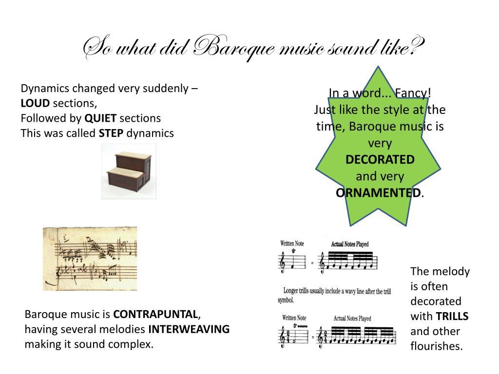 PPT - Baroque 1600-1750 PowerPoint Presentation - ID:2353762
