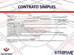 contrato simples