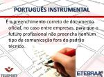 portugu s instrumental1
