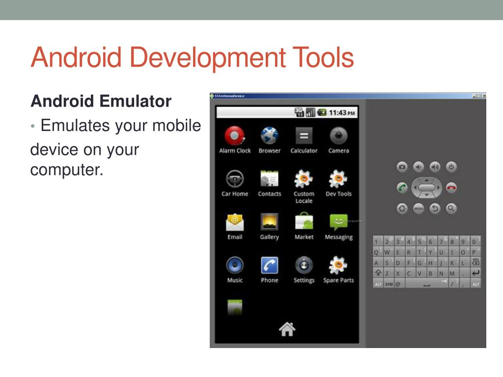 PPT - Handheld Device Open Source OS PowerPoint Presentation