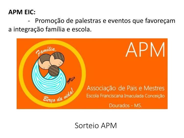 APM EIC: