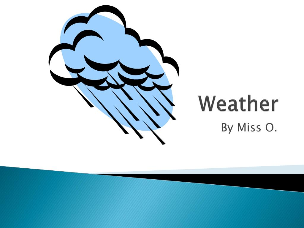 ppt weather powerpoint presentation id 2356680
