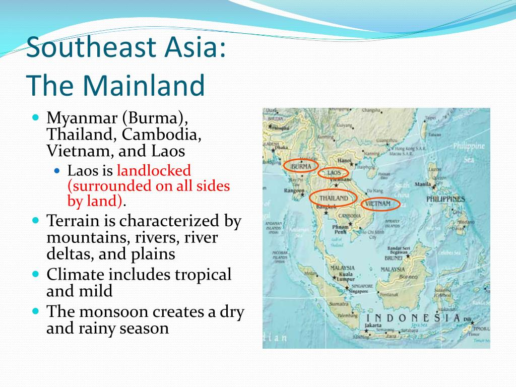 Picture of: Ppt Southeast Asia Australia Oceania Powerpoint Presentation Id 2357049
