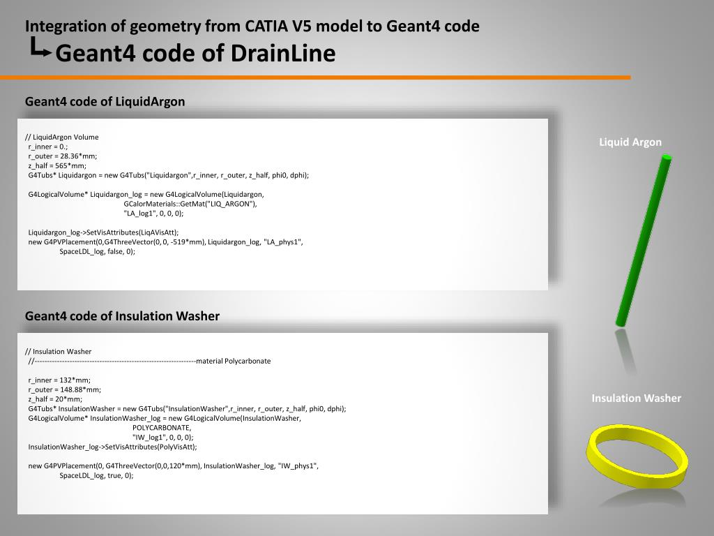 PPT - Geometry Description for Cavern Background PowerPoint