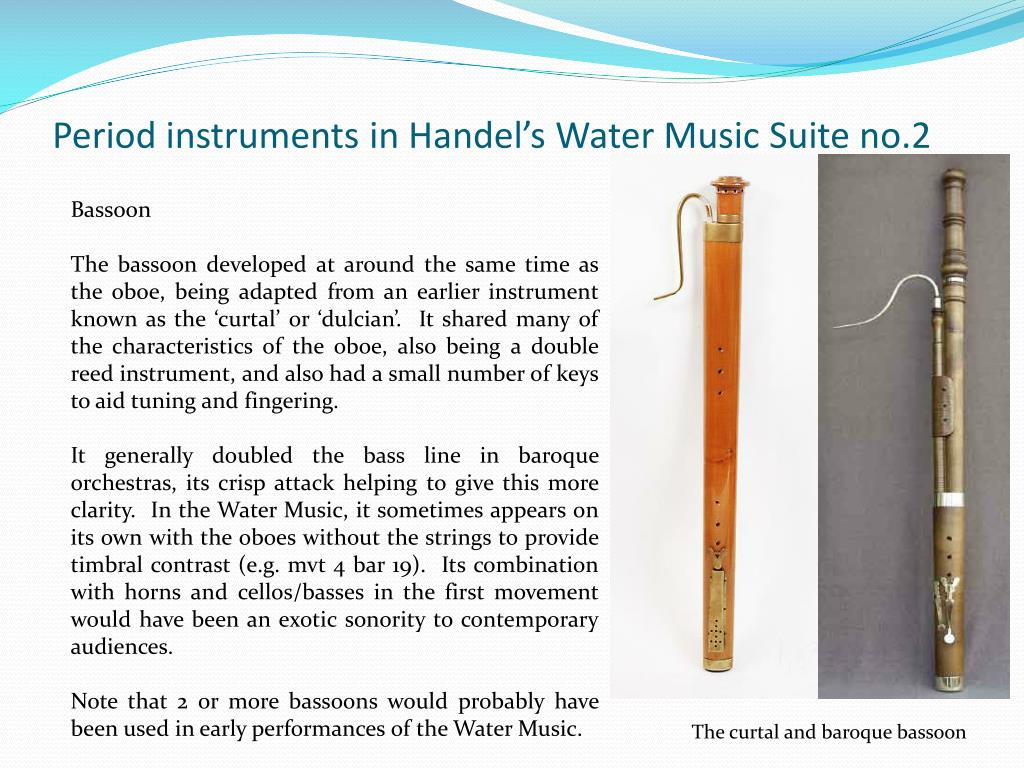PPT - What instruments were in a Baroque orchestra? PowerPoint