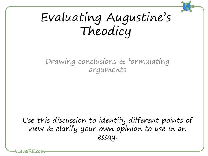 augustine and love essay