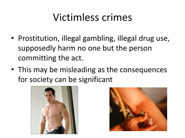 prostitution victimless crime essay