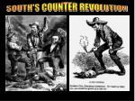south s backlash