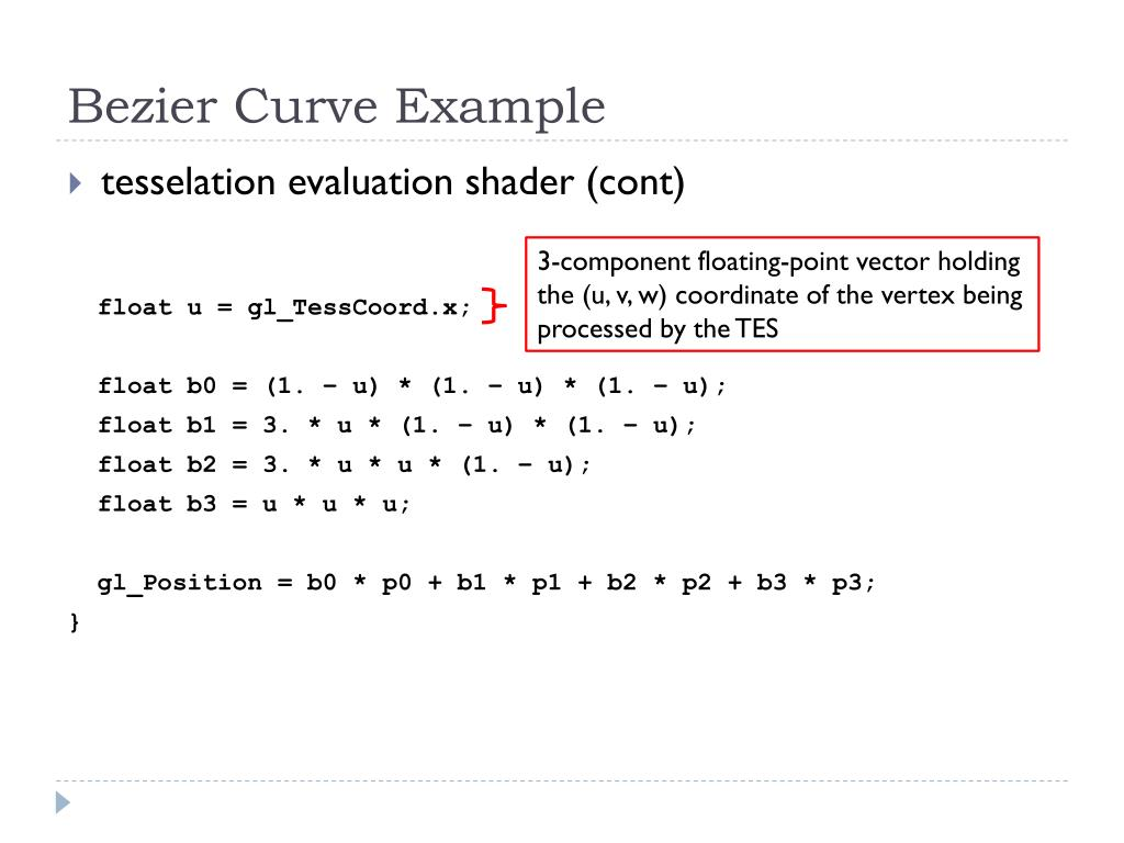 PPT - Tesselation Shaders PowerPoint Presentation - ID:2358229