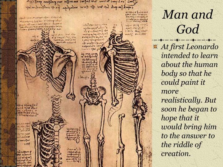 Man and God