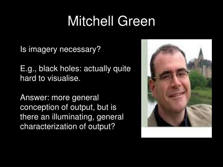 Mitchell Green