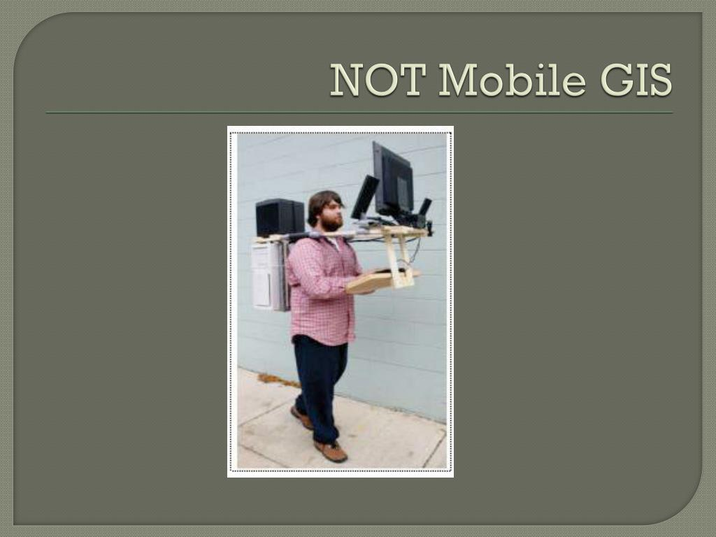 PPT - Mobile GIS for Assessors PowerPoint Presentation - ID:2359859