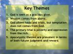 key themes4