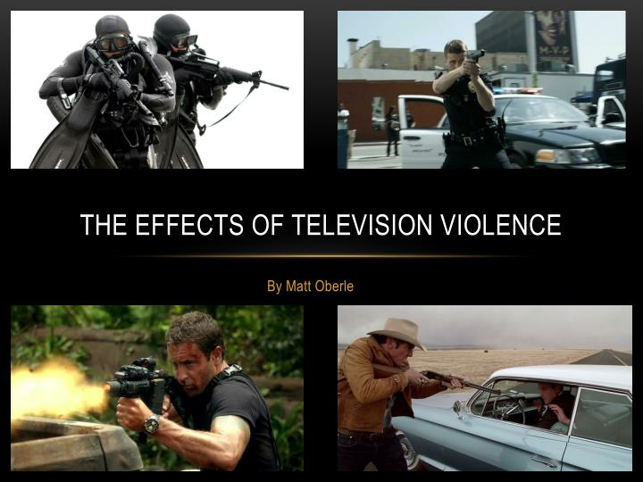 effects of tv