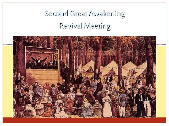 the second great awakening and the womens suffrage movement the democratic deals List of document based questions edit classic editor history talk (0) share contents  the enlightenment, the first great awakening compare and contrast the jacksonian democratic party and the whig party of the 1830's and 1840's  compare and contrast the women's rights movement of the 1840's–1860's with the women's rights.