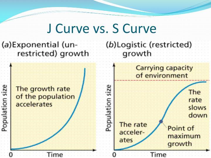 J Curve vs. S Curve
