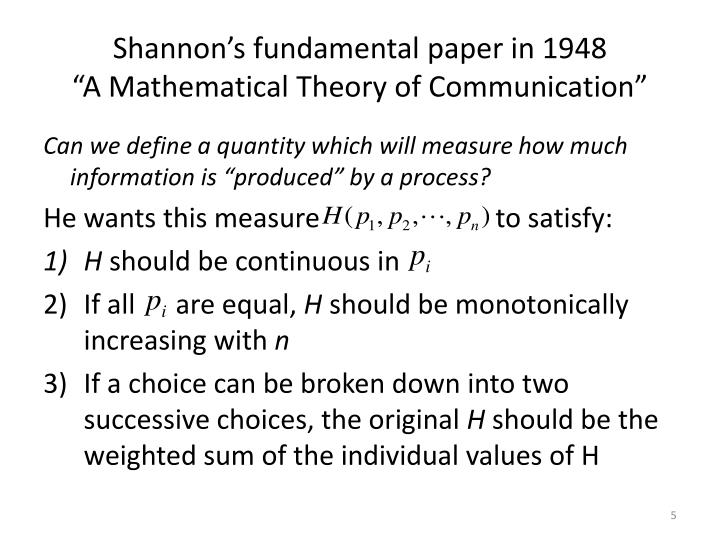 communication theory paper Communication theory paper sara jackson hcs/320 october 10, 211 communication theory paper in this day and age communication is one of the most important aspects we face each day communication is the only way any person can get his or her point across.