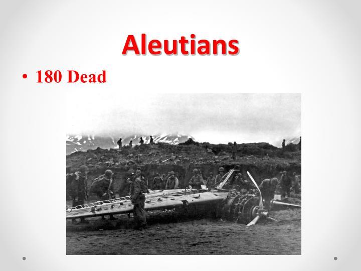 Aleutians