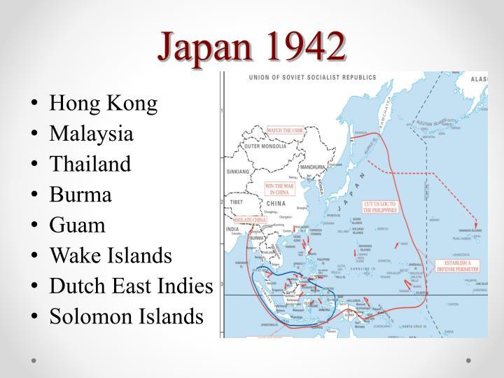 Japan 1942