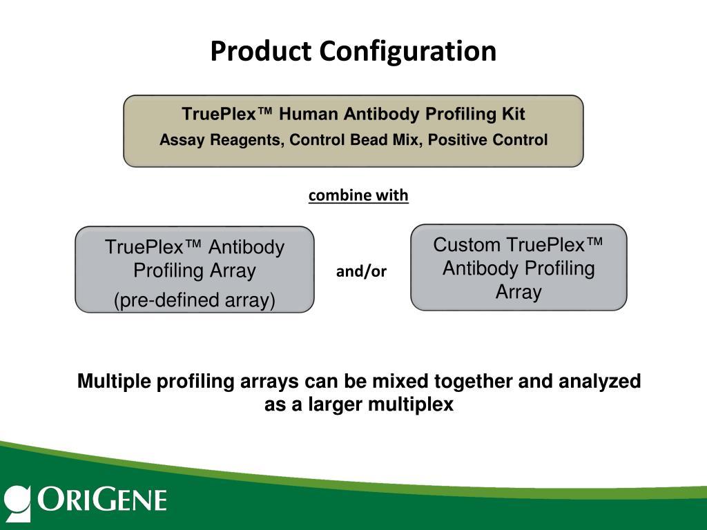 PPT - Multiplex autoantibody profiling for autoimmune