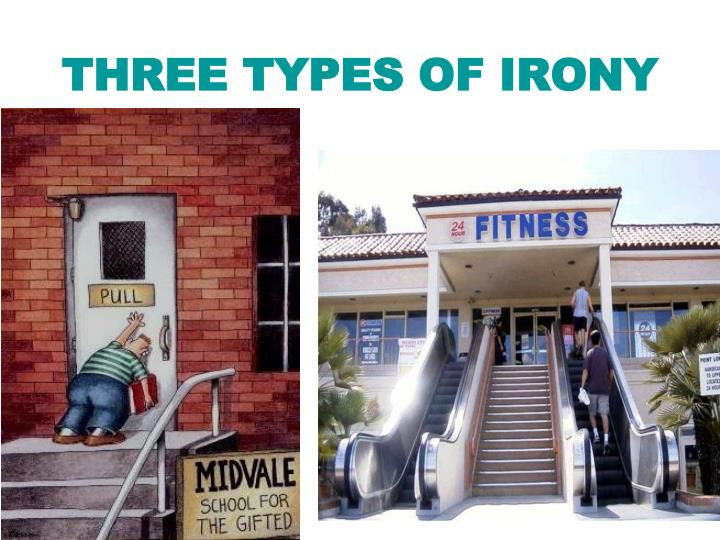 What Are The Different Types Of Irony Irony Worksheets