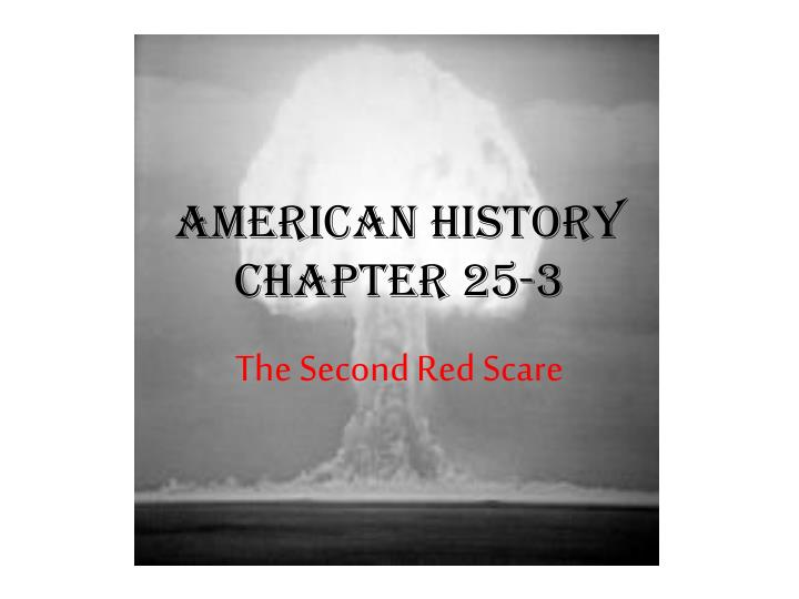 american history chapter 5 Us history assignment guide and key points chapter 5 a new nation that the king didn't really care about protecting them from the american.