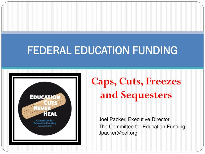 an analysis of educational funding Funding differences in the united states generate huge disparities in the quality of school buildings, facilities, curri-culum, equipment for instruction, teacher experience and qualifications, class sizes, presence of auxiliary professionals, and other resources.