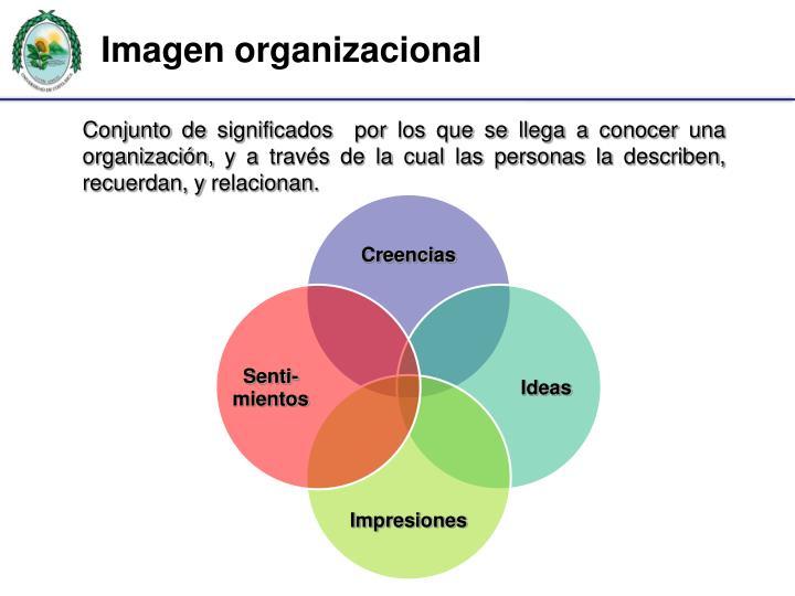 Imagen organizacional