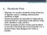 a headache pain1