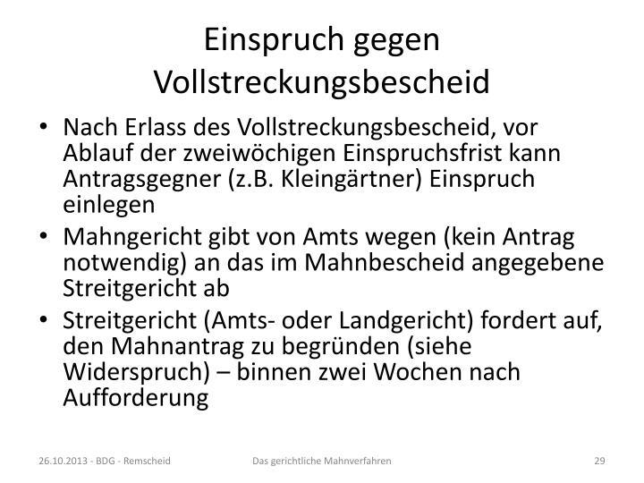 Ppt Das Gerichtliche Mahnverfahren Powerpoint Presentation Id