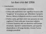 le due crisi del 19565