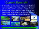 current event 4