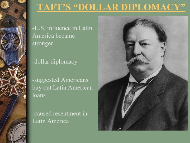 -U.S. influence in Latin America became stronger