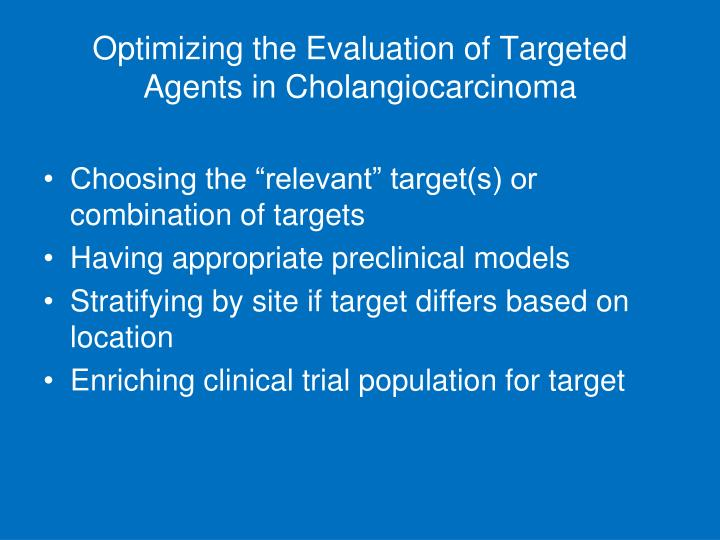 Optimizing the Evaluation of Targeted