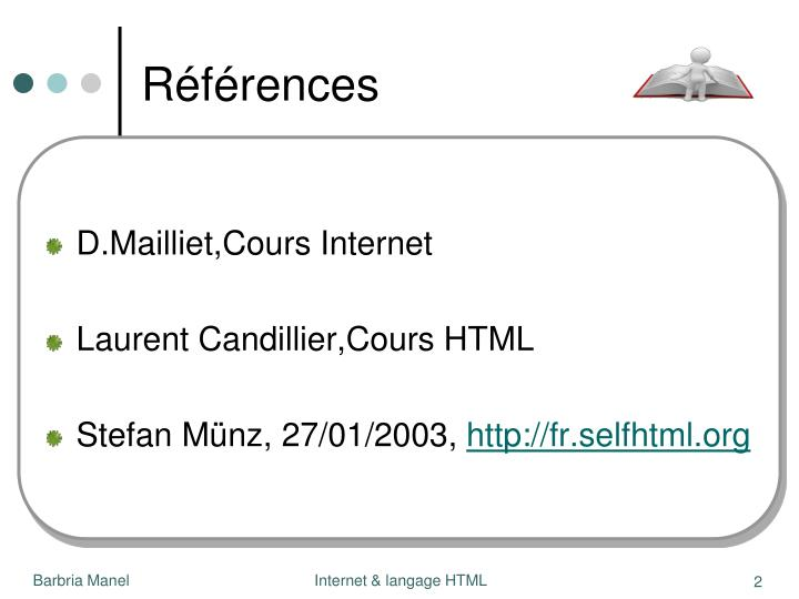 Ppt Internet Langage Html Barbriamanel At Yahoofr Powerpoint