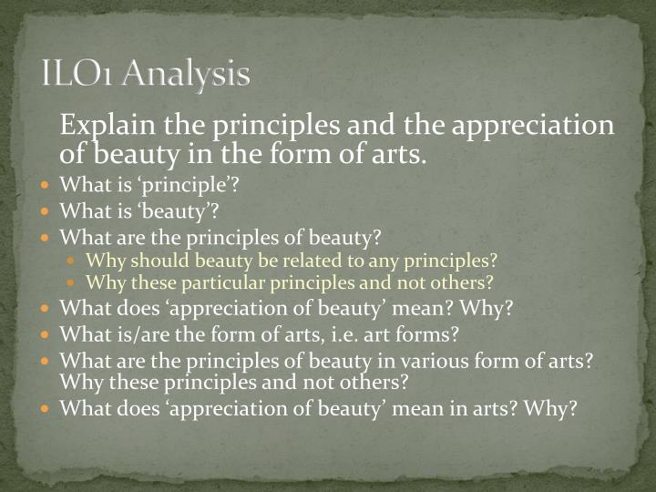 an overview of the aesthetics and the concept of beauty Better understanding the issues of aesthetic education the basic point   introduction beauty, or the  definition of the essence of beauty seems rather  simple.