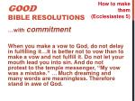 good bible resolutions4