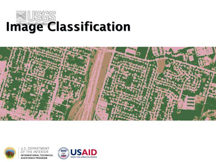 image classification n.