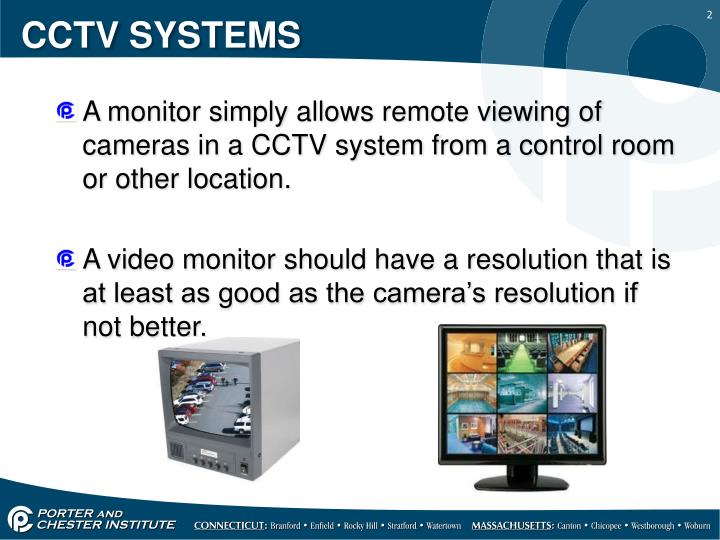 Cctv systems1