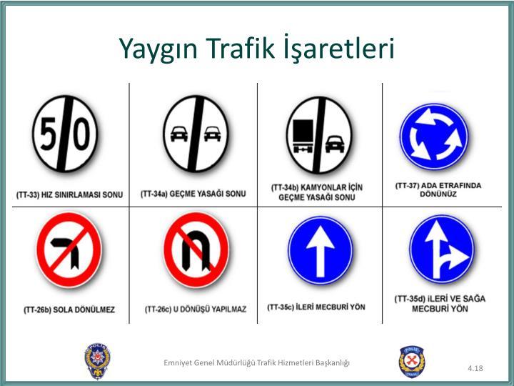 Ppt Modül 4 Yetişkinler Için Trafik Eğitimi Powerpoint