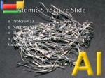 atomic structure slide