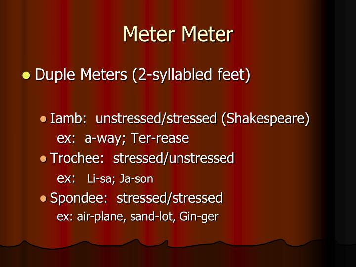 Meter meter1